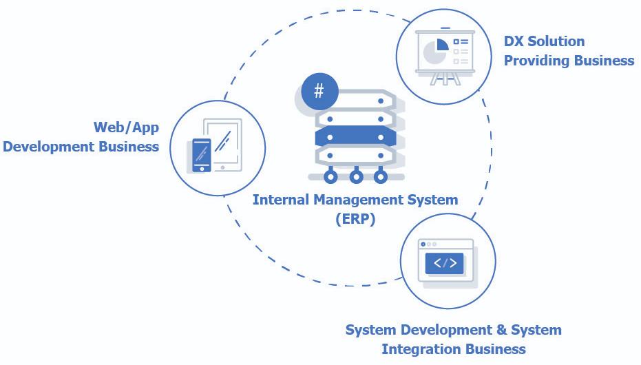 CodLuck Technology's Business