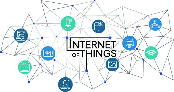 IoT là mạng lưới hàng tỷ thiết bị vật lý trên khắp thế giới kết nối với internet