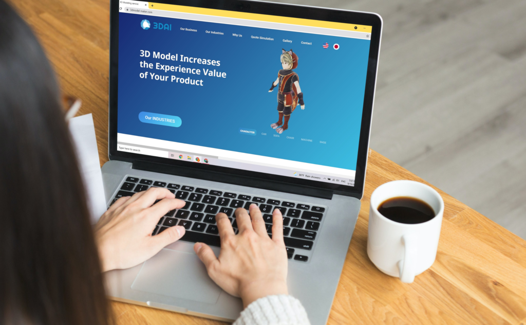 Getting 3D Models for eCommerce is Fast and Trouble-Free